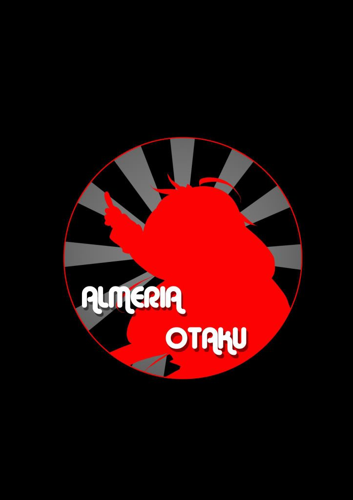 "Concurso ""Logotipo Almeria otaku"" - Página 2 Pruebalogo3"
