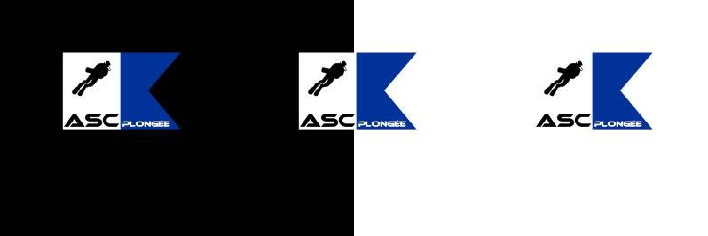 Un nouveau logo pour l'ASC Plongée :  LE GRAND VOTE Bandeaualpha