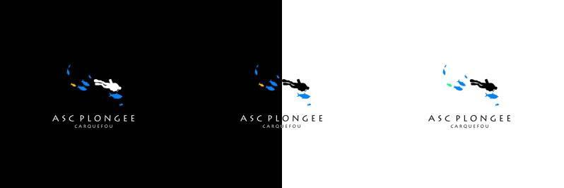 Un nouveau logo pour l'ASC Plongée :  LE GRAND VOTE Bandeaubancnb