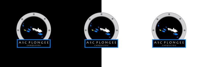 Un nouveau logo pour l'ASC Plongée :  LE GRAND VOTE Bandeaubancrondnoir2