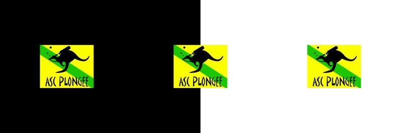 Un nouveau logo pour l'ASC Plongée :  LE GRAND VOTE Bandeaukangourou