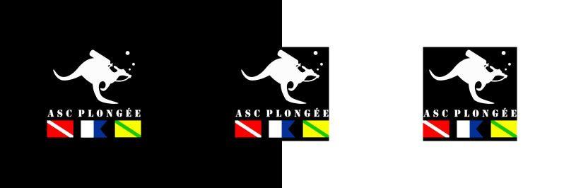 Un nouveau logo pour l'ASC Plongée :  LE GRAND VOTE Bandeaukangouroubis