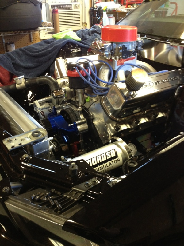 A460 trickflow intake water neck Mo1