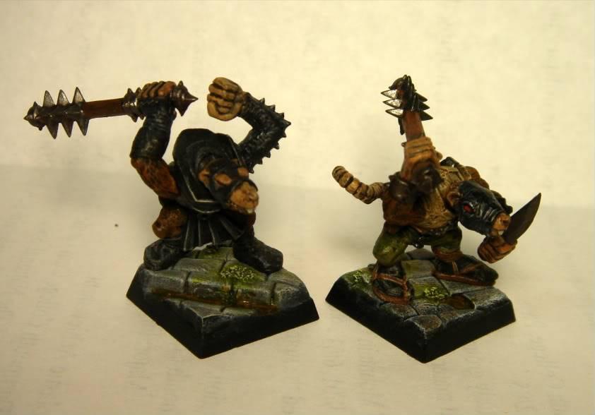 Skitr's Swarm  - Skaven Clan Eshin DSC01965