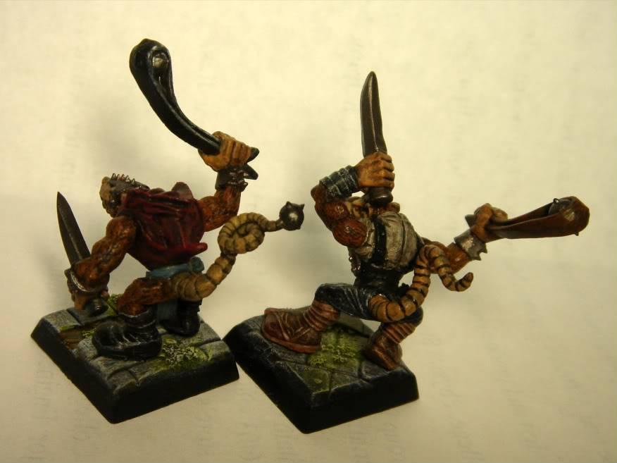Skitr's Swarm  - Skaven Clan Eshin DSC01973
