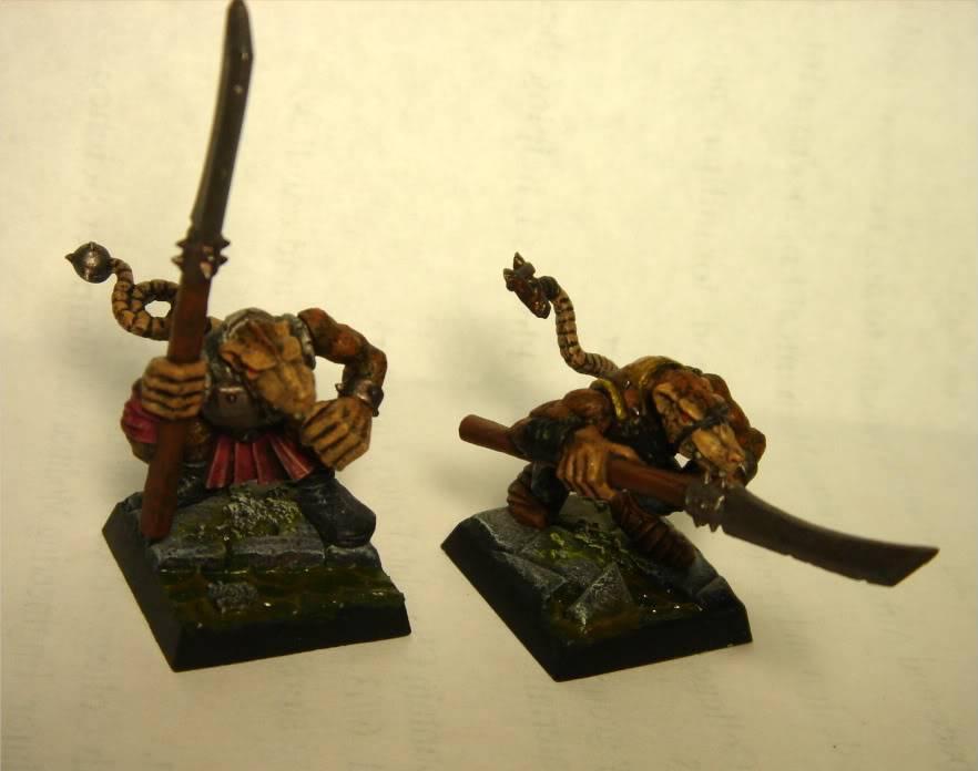 Skitr's Swarm  - Skaven Clan Eshin DSC01976