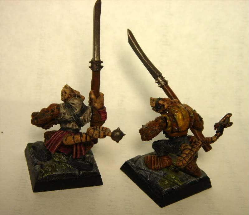 Skitr's Swarm  - Skaven Clan Eshin DSC01980