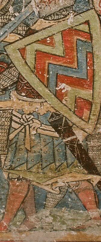 BRIGANDINA siglo XIII Brigandinadecuero
