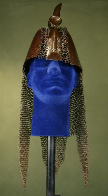 casco almogávar Enrejao2