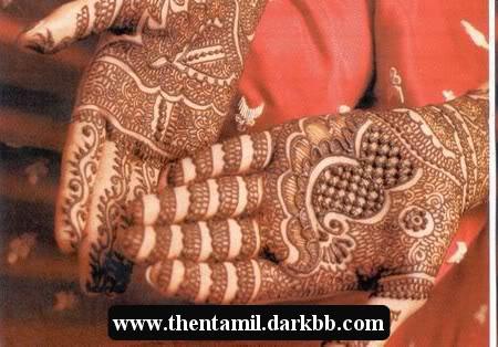 Mehandi Designs (மருதாணி வைக்கபோரீங்கள இந்த மாடல் நல்லா இருக்கா பாருங்க ) -part -2 Mehandidesigns10