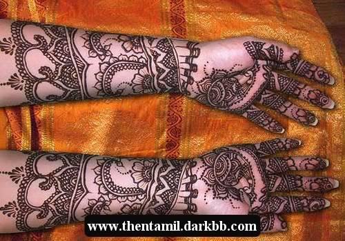 Mehandi Designs (மருதாணி வைக்கபோரீங்கள இந்த மாடல் நல்லா இருக்கா பாருங்க ) -part -2 Mehandidesigns19