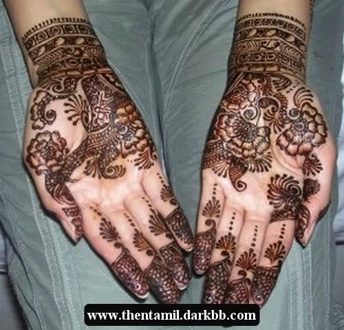 Mehandi Designs (மருதாணி வைக்கபோரீங்கள இந்த மாடல் நல்லா இருக்கா பாருங்க ) -part -2 Mehandidesigns20