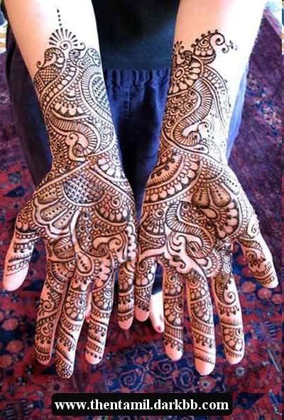 Mehandi Designs (மருதாணி வைக்கபோரீங்கள இந்த மாடல் நல்லா இருக்கா பாருங்க ) -part -2 Mehandidesigns21