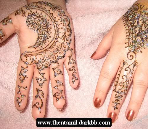 Mehandi Designs (மருதாணி வைக்கபோரீங்கள இந்த மாடல் நல்லா இருக்கா பாருங்க ) -part -2 Mehandidesigns24
