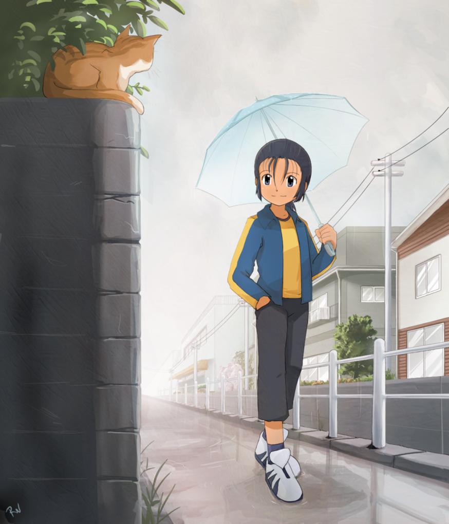 Atelier ★ デジタル Rainbow 09 Kouji_rain-1