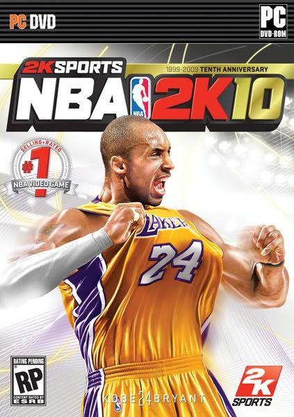 NBA 2K10 en 1 Link CaratuladeNBA2K10