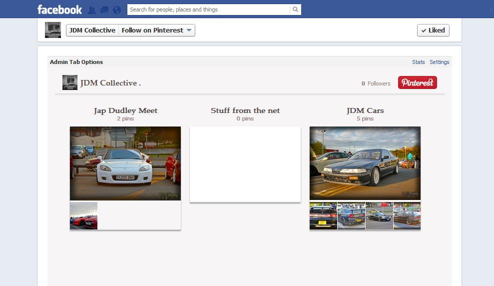 Facebook quick link app - have your forum inside Facebook window 1-7