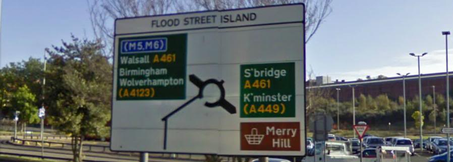 Midlands - Flood Street Meet - Sunday 6th November from 6pm Logo