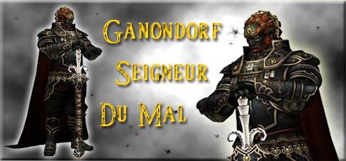 Mon perso preferé est : Ganondorf :D