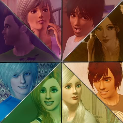 The Gang Colorwheel1