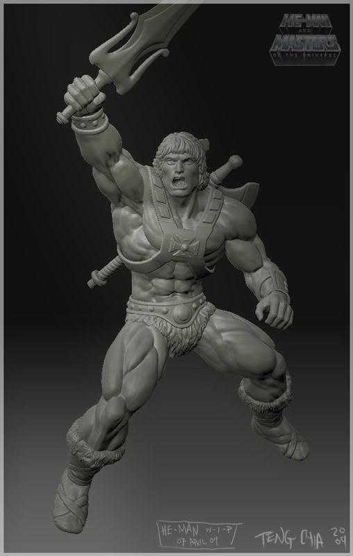 He-Man & BattleCat en 3d HM_070409