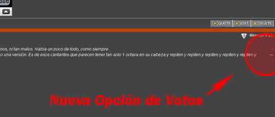 TUTORIAL - Chispas, Reputación y Votos en TKC! 2-4