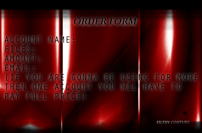 FILTHY COUTURE SHOP {NEW FILES} ORDERFORM-1
