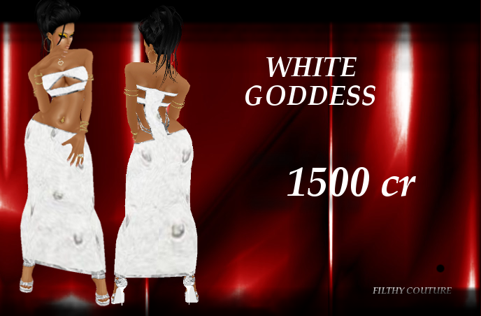 FILTHY COUTURE SHOP {NEW FILES} WHITEGODDESS