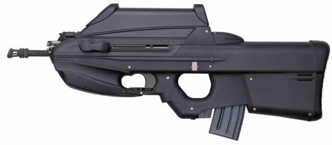 FN F2000 senapan infanteri modern Fn_f2000_1