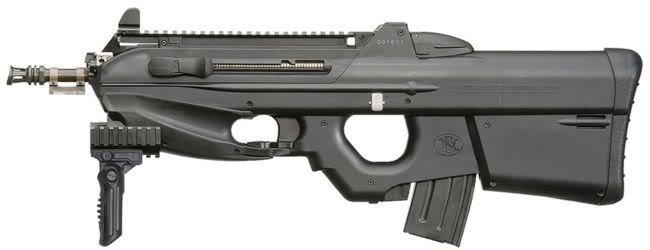 FN F2000 senapan infanteri modern Fn_f2000_2