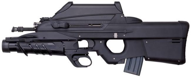 FN F2000 senapan infanteri modern Fn_f2000_3