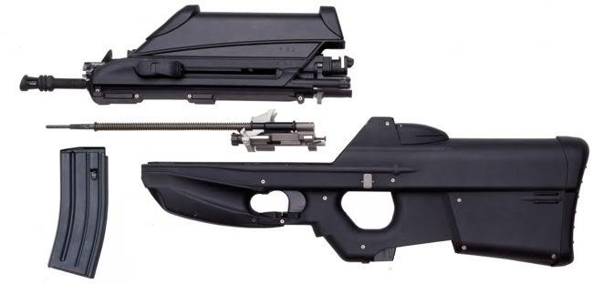 FN F2000 senapan infanteri modern Fn_f2000_4