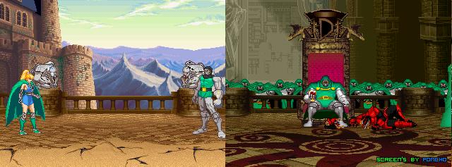 Castle Von Doom y Lobo Bar Lanzadas Por Magus DrdoomCatle