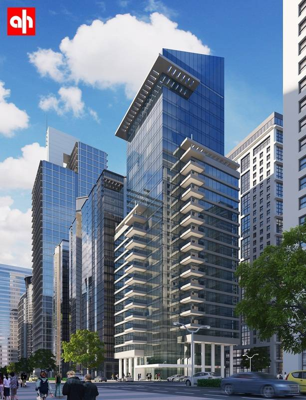 3B+G+M+22 Office Tower Tower%20Final%20-%20Day