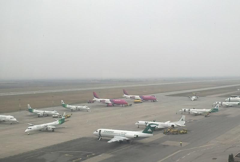 Aeroportul Timisoara (Traian Vuia)  - Ianuarie 2011 Lrtr003