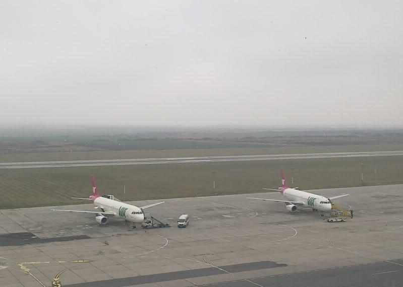Aeroportul Timisoara (Traian Vuia) Decembrie 2010  Tsr003