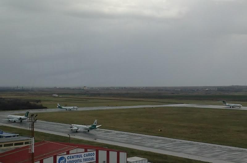 Aeroportul Timisoara (Traian Vuia) Decembrie 2010  Tsr008