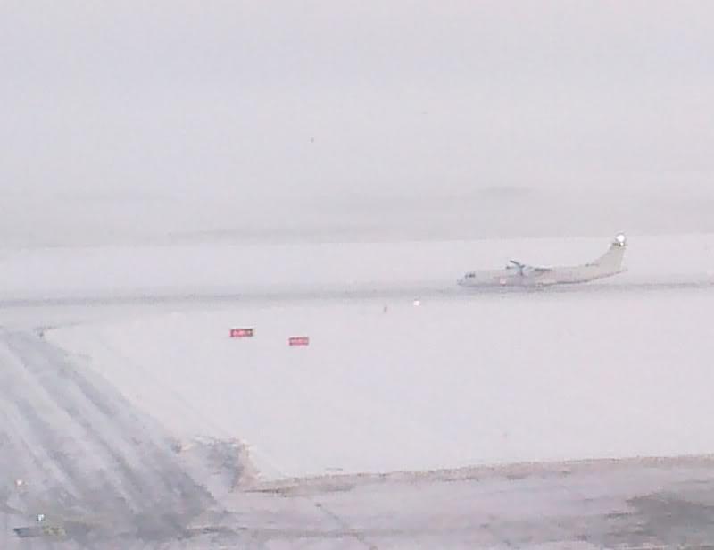 Aeroportul Timisoara (Traian Vuia) Decembrie 2010  Tsr015