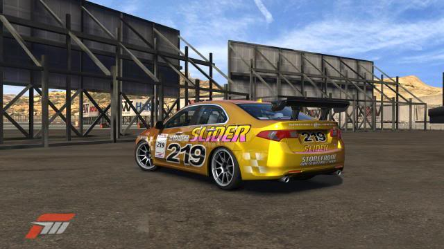 Slider S15 Acura