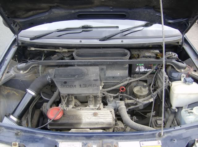 Skoda Turbo Engine