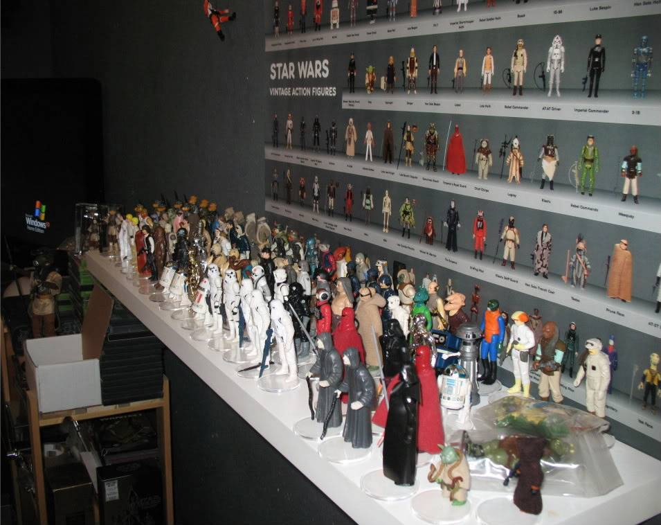 My loose figure collection IMG_0835