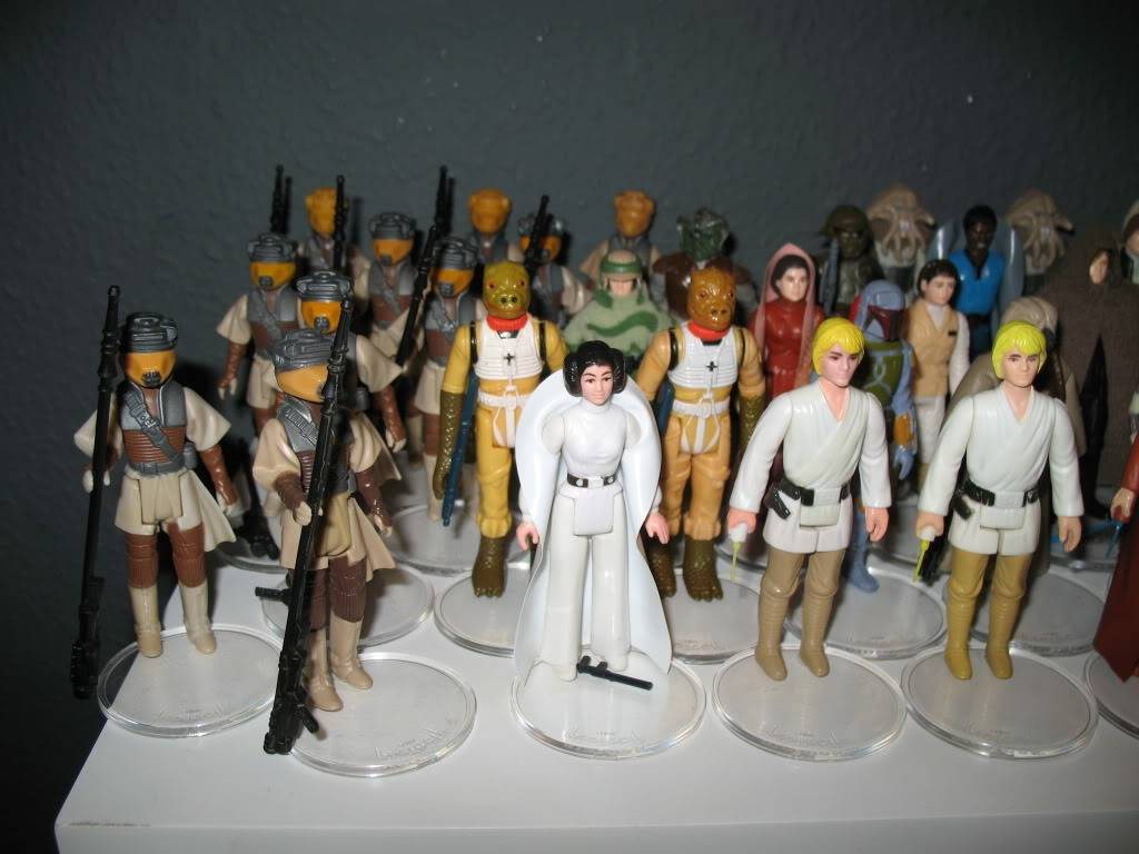 My loose figure collection IMG_0841