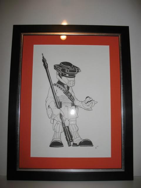 OT: Star Wars Art by Jeff Confer - Page 2 IMG_1481