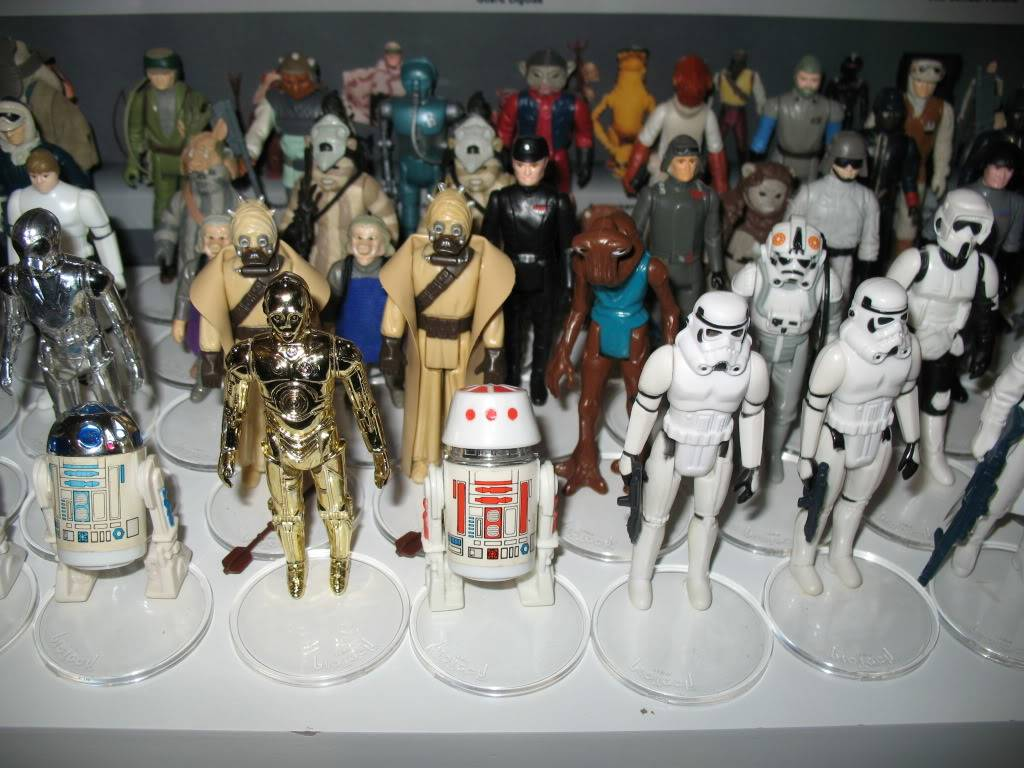My loose figure collection STC_0852
