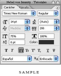 Consejos de Fonts, Carajo Mierda xD! Font1