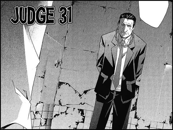 Judge 31 - Veredicto Jdg31