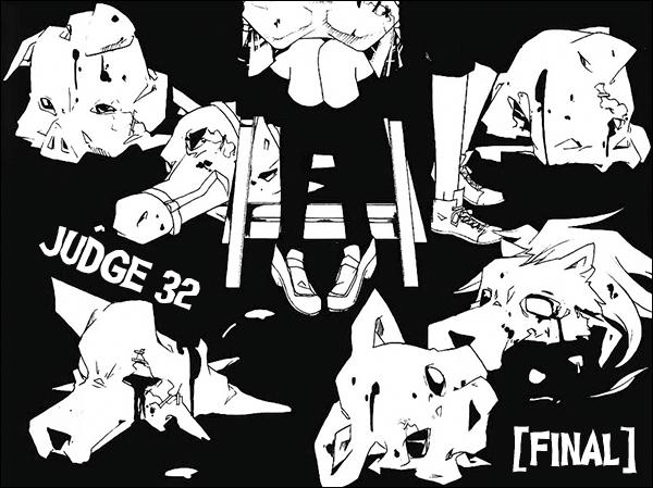 Judge 32 - El final del juicio [FINAL] Judge32