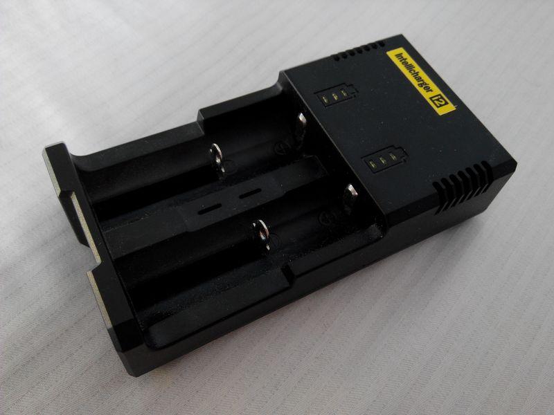 Обзор зарядного Nitecore I2 с Tinydeal 8f8e216243c1545d4a3ba75e8896695d