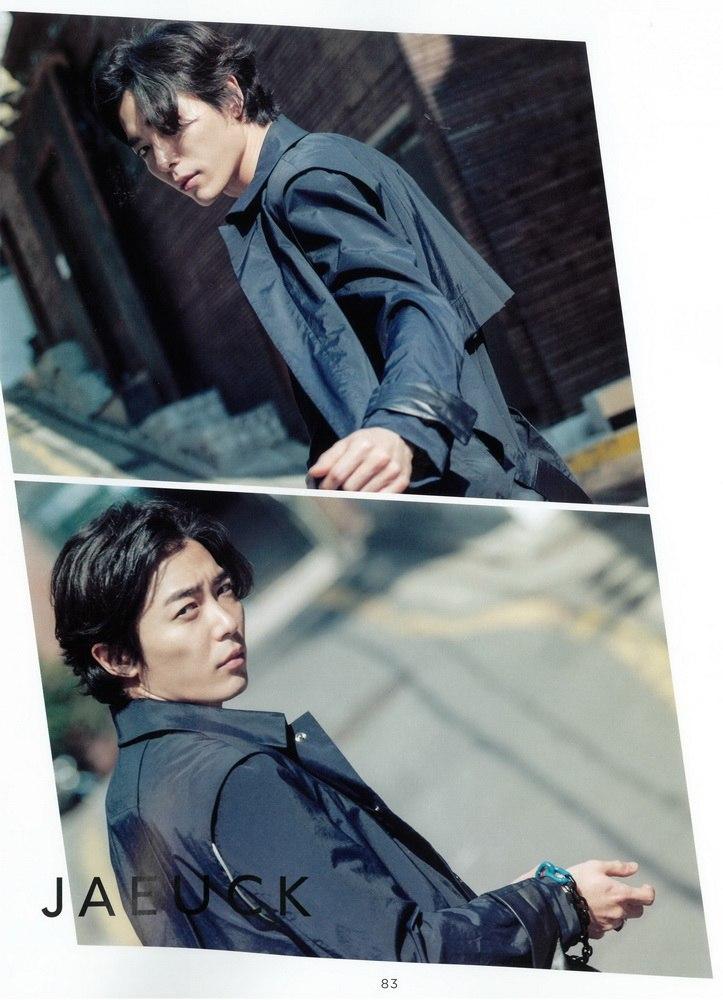 Ким Джэ Вук / Kim Jae Wook. Малыш Вук. Вафелька - Страница 7 1b0302f6374d179b9d690c147caa86a4