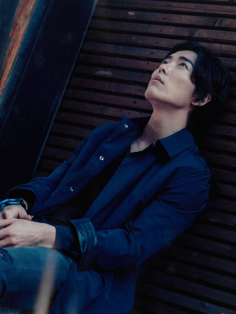 Ким Джэ Вук / Kim Jae Wook. Малыш Вук. Вафелька - Страница 7 4fc2959c88ac10697e7b2a02b24030b2